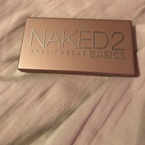 Naked 2 urban decay basics palette